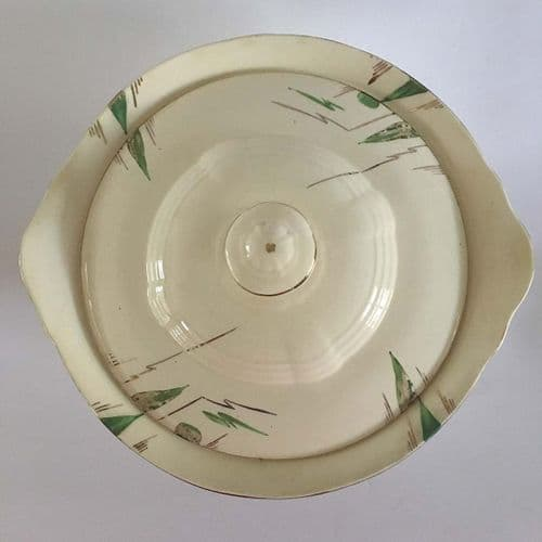 Midwinter Pottery - Art Deco - Lidded Tureen Serving Dish
