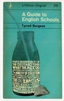 A Guide To English Schools Tyrell Burgess 1964 Book Postcard