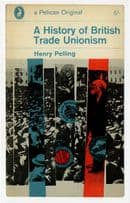 A History Of British Trade Unions Unionism 1963 Book Postcard