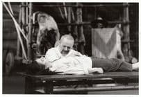 Anthony Hopkins in Shakespare King Lear The South Bank Show LWT ITV Press Photo