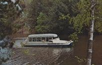 Aquaduck Cruise Tours Dells Country Postcard