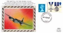 Battle Of The Ruhr 443 Bomber Command WW2 Military First Day Cover