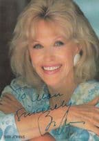 Bibi Johns Swedish Singer Hand Signed Photo