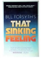 Bill Forsyth That Sinking Feeling Film Advertising Theatre Postcard