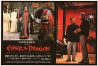 Bruce Lee Enter The Dragon Special Edition Film Postcard