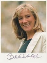Catherine Gee Through The Keyhole Hand Signed Photo & Letter