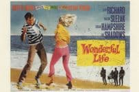 Cliff Richard & The Shadows Wonderful Life Movie Poster Postcard