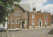 Crusaders Christian Youth Book Centre St Albans Herts Postcard