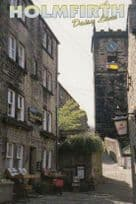 Daisy Lane from Last Of The Summer Wine Show Holmfirth Postcard