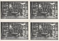 Discharged Sailors Soldiers Military Telephone Post Office Station 4x FDC