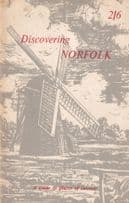 Discovering Norfolk Kings Lynn Norwich Old Map & Photo Book