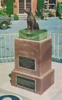 Dog On The Tucker Box Gundagai Australia Postcard
