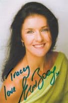 Erin Boag Strictly Come Dancing Hand Signed Photo