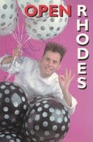 Gary Rhodes Open TV Show Celebrity Chef Hand Signed Photo