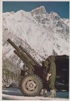 Glacier National Park Avalanche Control in Rogers Park Canadian Canada Postcard