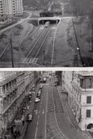Goteborg Sweden 2x Transport Aerial 1960s Perhaps Press Photo s