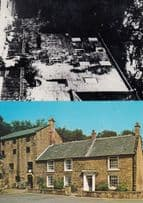 Guisborough Tocketts Mill 2x Yorkshire Village Postcard s