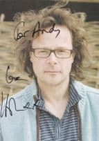 Hugh Fearnley Whittingstall Celebrity Chef Hand Signed Photo