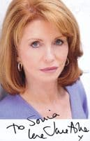 Jane Asher Hand Signed Photo