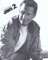 Jaws 2 Roy Scheider Press Photo