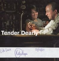 Kay Magson in Tender Dearlly by Jodie Marshall Leeds Hand Signed Theatre Flyer