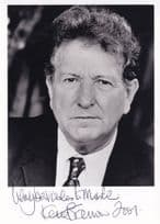 Keith Barron Upstairs Downstairs Duty Free Large Hand Signed Photo
