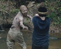 Kevin Galbraith The Walking Dead Killer Of Dale Hovarth 10x8 Hand Signed Photo