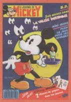 Le Journal De Mickey Mouse French Magazine Postcard