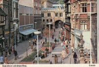 Littlewoods Catalogue Department Store Lincoln 1980s Postcard