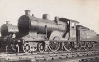 LNER 8026 Engine Train Vintage Railway Real Photo Postcard