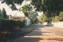 Low Street South Collingham Nottingham Limited Edition 1000 Postcard