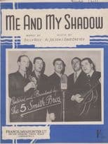 Me & My Shadow 5 Smith Brothers 1940s Sheet Music