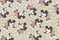Mickey Mouse Lost Puzzled Kaleidoscope Walt Disney Postcard