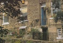 Norah Batty Home in Holmfirth The Last Of The Summer Wine Photo Postcard