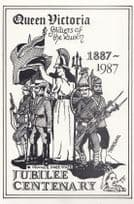 Queen Victoria Jubilee Centenary Limited Edition Postcard