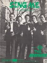 Sing Me The Brothers 1970s Sheet Music