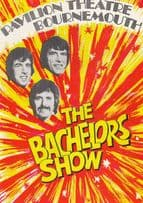 The Bachelors 1976 Bournemouth Dorset Concert Theatre Programme