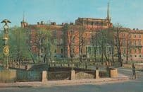 The Engineers Castle Leningrad 1980s New Postcard