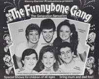 The Funnybone Gang Butlins Holiday Camp Childrens Show 70s Media Publicity Photo