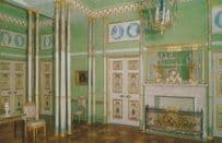 Tower Of Pushkin Catherine Palace Medieval State Bedroom Leningrad Postcard