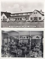 Woodside Holiday Centre Skegness Camp 2x Real Photo Postcard s