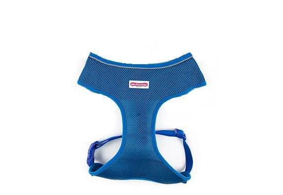 Comfortable Dog Harness Blue
