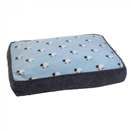 Counting Sheep Mattress Dog Bed