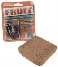Fruit Suet Block Bird Feeder