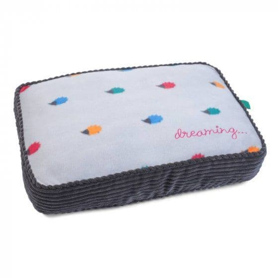 Hoglets Dreaming Gusset Mattress Dog Bed