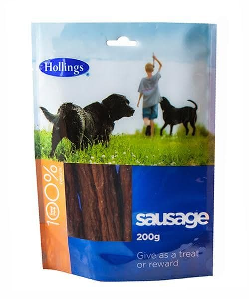 Hollings Sausages Dog Treats