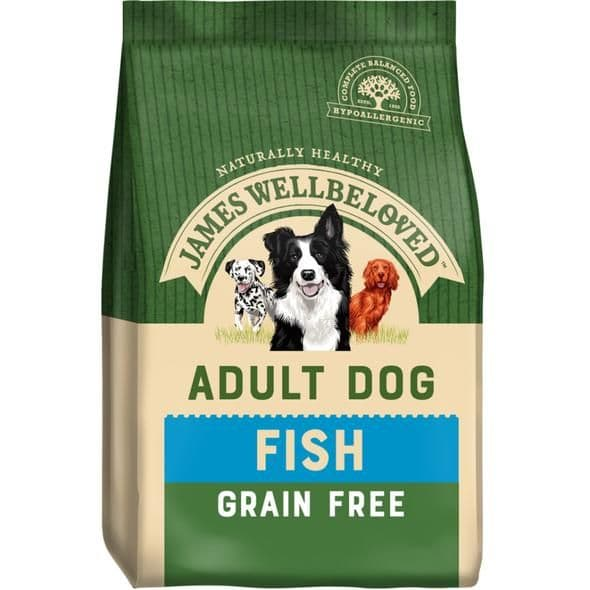 James Wellbeloved Adult Grain Free Fish & Vegetables