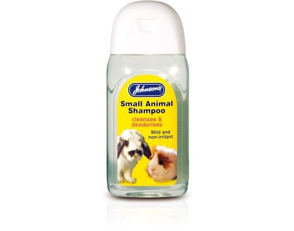 Johnson's Small Animal 125ml Shampoo
