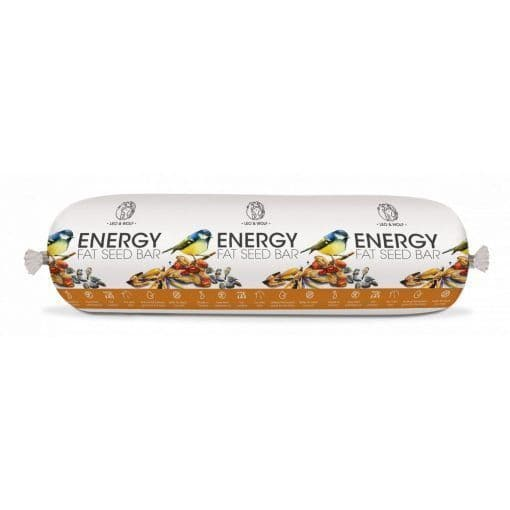Leo & Wolf Energy Fat Seed Bar