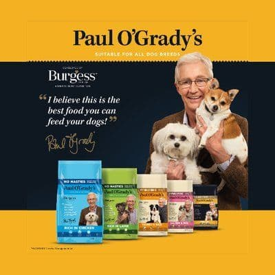 Paul O'Grady by Burgess